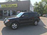 Photo of Black 2011 Ford Escape