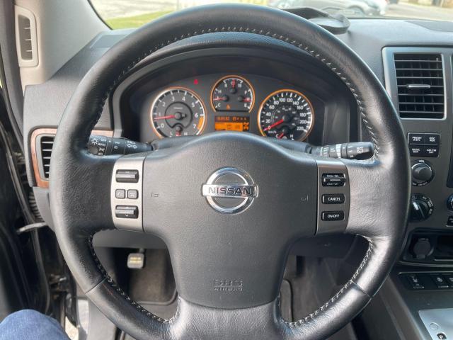 2011 Nissan Armada PLATINUM 4X4 NAVIGATION/DVD/7 PASSENGER/BOSE SOUND Photo15