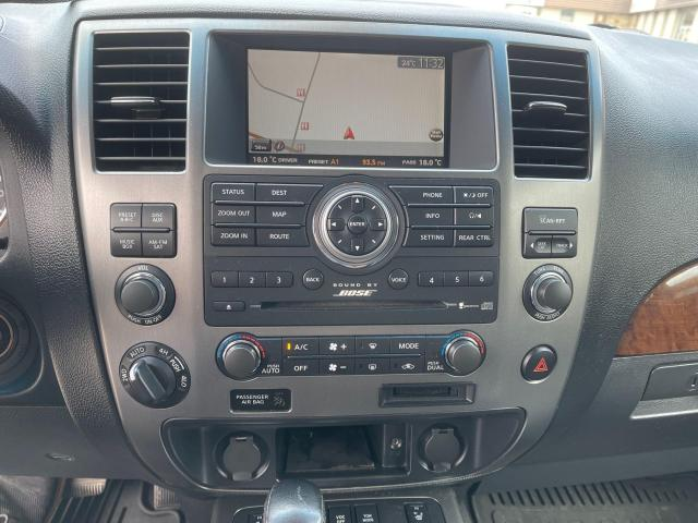 2011 Nissan Armada PLATINUM 4X4 NAVIGATION/DVD/7 PASSENGER/BOSE SOUND Photo16
