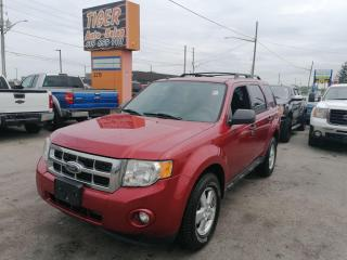 Used 2009 Ford Escape XLT*ALLOYS*4X4*ONLY 195KMS*AC*AS IS SPECIAL for sale in London, ON