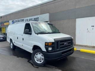 Used 2008 Ford Econoline ***EXTENDED***FULLY CERTIFIED*** for sale in Toronto, ON