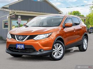 Used 2018 Nissan Qashqai SV,AWD,ECO,PWR S/ROOF,R/V CAM,B.TOOTH for sale in Orillia, ON