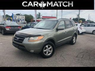 Used 2009 Hyundai Santa Fe GL / AUTO / AC / POWER GROUP / SOLD AS IS for sale in Cambridge, ON