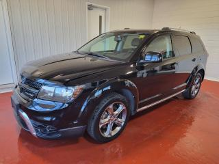 Used 2016 Dodge Journey Crossroad AWD for sale in Pembroke, ON