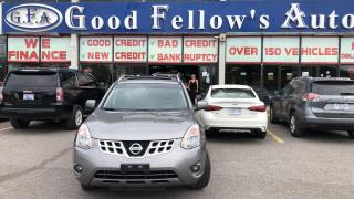 Used 2013 Nissan Rogue S MODEL, AWD, 2.5L 4CYL, SUNROOF, BLUETOOTH, ALLOY for sale in Toronto, ON