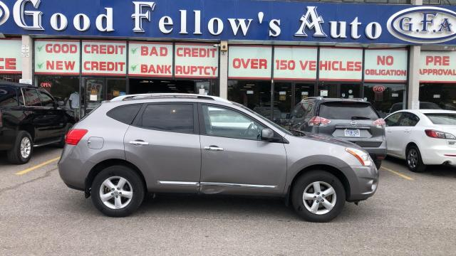 2013 Nissan Rogue S MODEL, AWD, 2.5L 4CYL, SUNROOF, BLUETOOTH, ALLOY Photo2