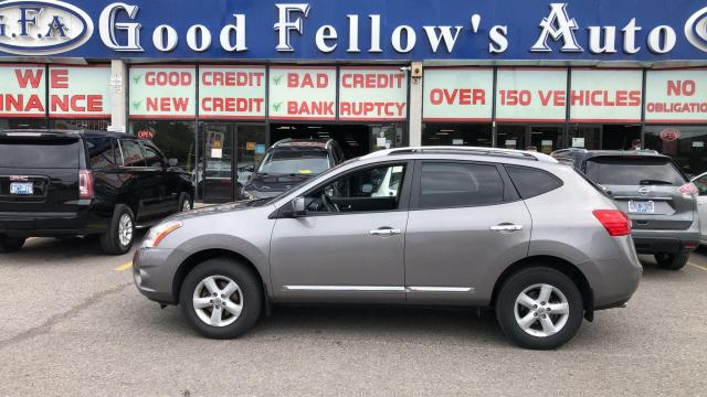 2013 Nissan Rogue S MODEL, AWD, 2.5L 4CYL, SUNROOF, BLUETOOTH, ALLOY Photo3