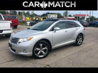 Used 2010 Toyota Venza V6 / AWD / AUTO / SUNROOF / 145,131 KM for sale in Cambridge, ON