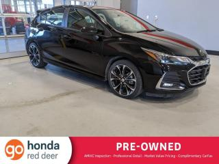 Used 2019 Chevrolet Cruze Premier for sale in Red Deer, AB