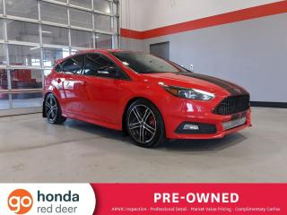 Used 2016 Ford Focus ST for sale in Red Deer, AB