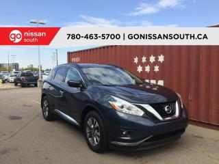 Used 2016 Nissan Murano SL, AWD, LEATHER, NAVIGATION for sale in Edmonton, AB