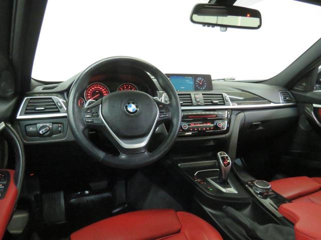 2017 BMW 330xi xDrive Nav Red Leather Sunroof Backup Cam