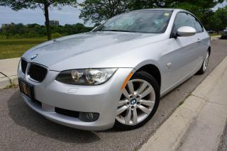 Used 2009 BMW 3 Series 1 OWNER / NO ACCIDENTS / SPORT PACKAGE / MANUAL for sale in Etobicoke, ON