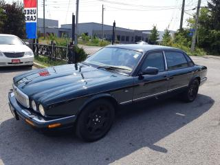Used 2001 Jaguar XJ Vanden Plas, AUTO, POWER GROUP, A/C, ACCIDENT FREE for sale in Ottawa, ON