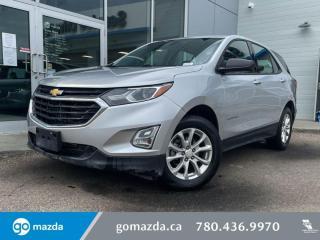 Used 2018 Chevrolet Equinox LS for sale in Edmonton, AB