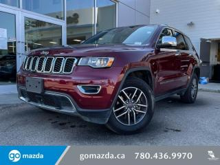 Used 2020 Jeep Grand Cherokee Limited for sale in Edmonton, AB