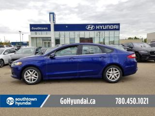 Used 2013 Ford Fusion SE/2.0L TURBO/AUTO/AIR/CRUISE for sale in Edmonton, AB