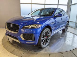 Used 2017 Jaguar F-PACE First Edition - One Owner for sale in Edmonton, AB