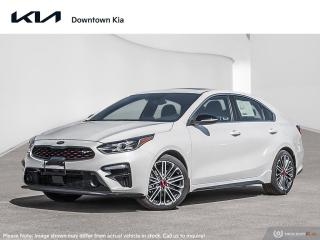 New 2021 Kia Forte GT DCT LIMITED for sale in Vancouver, BC