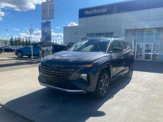 New 2022 Hyundai Tucson N-Line for sale in Edmonton, AB