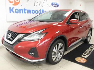 Used 2019 Nissan Murano SL | AWD | Heated/Cooled Leather | Nav | Sunroof for sale in Edmonton, AB