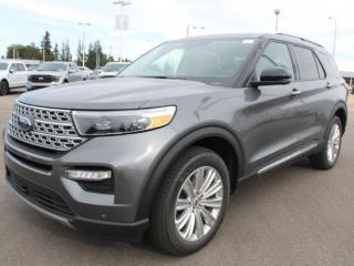 New 2021 Ford Explorer Limited | HYBRID | 4WD | Moonroof | Trailer Tow Pkg | 20s Heated/cooled Seats for sale in Edmonton, AB