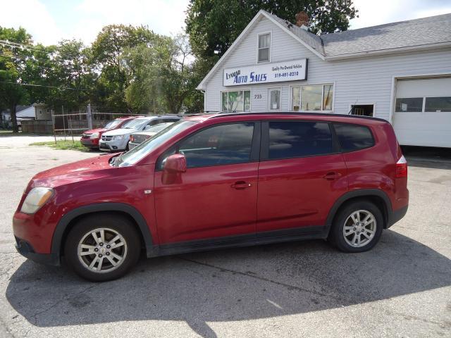 2012 Chevrolet Orlando 4D