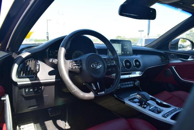 2020 Kia Stinger GT Limited