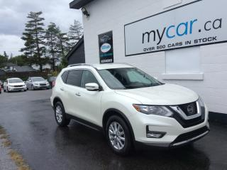 Used 2017 Nissan Rogue SV HEATED SEATS. POWERGROUP. ALLOYS. A/C for sale in Richmond, ON