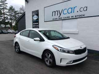 Used 2018 Kia Forte LX+ A/C. ALLOYS. BACKUP CAM. HEATED SEATS. for sale in Richmond, ON