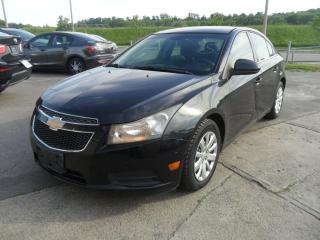 Used 2011 Chevrolet Cruze LT Turbo w/1SA for sale in Kitchener, ON