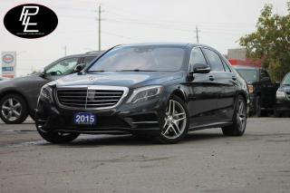 Used 2015 Mercedes-Benz S-Class CERTIFIED | LWB | 4MATIC | for sale in Bolton, ON