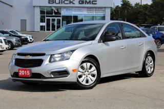Used 2015 Chevrolet Cruze 2LS for sale in Toronto, ON