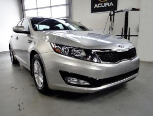 Used 2013 Kia Optima LOW KM,NO ACCIDENT,LX MODEL for sale in North York, ON