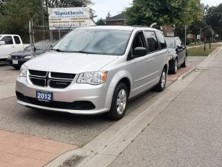 Used 2012 Dodge Grand Caravan SXT for sale in Whitby, ON