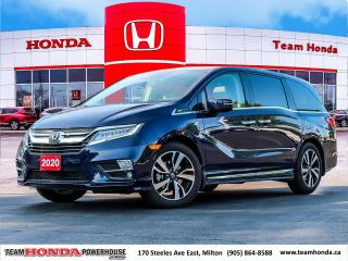Used 2020 Honda Odyssey Touring for sale in Milton, ON