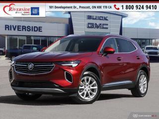 New 2021 Buick Envision Preferred for sale in Prescott, ON