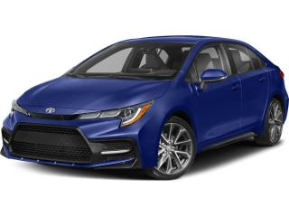 New 2022 Toyota Corolla SE for sale in Sarnia, ON