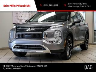 New 2022 Mitsubishi Outlander LE S-AWC for sale in Mississauga, ON