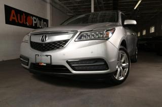 Used 2015 Acura MDX SH-AWD 4DR ELITE PKG for sale in North York, ON