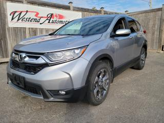Used 2018 Honda CR-V EX-L for sale in Stittsville, ON