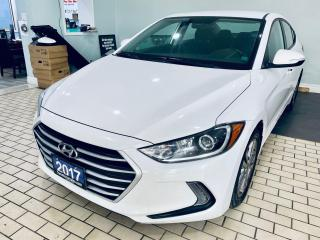 Used 2017 Hyundai Elantra GL ALLOY APPLE PLAY BACK CAMERA CERTIFIED $9999 for sale in Brampton, ON