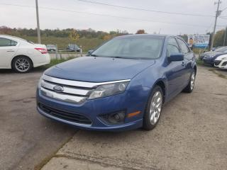 Used 2010 Ford Fusion SE for sale in Kitchener, ON