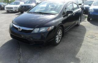 Used 2009 Honda Civic DX-G for sale in Kitchener, ON