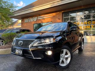 Used 2013 Lexus RX 350 AWD Sunroof Heated Seats Bluetooth Certified* for sale in Concord, ON