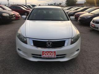 Used 2009 Honda Accord EX-L V6 3.5L 4 Dr Auto Sedan for sale in Etobicoke, ON