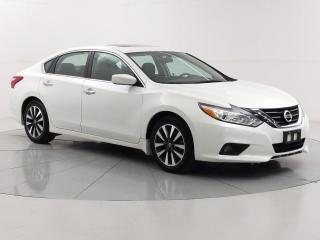 Used 2017 Nissan Altima 2.5 Bluetooth, Sunroof, Heated steering/seats, for sale in Winnipeg, MB