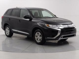 Used 2019 Mitsubishi Outlander ES 4WD, Apple CarPlay, Heated seats, Rearview camera for sale in Winnipeg, MB