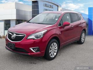 Used 2019 Buick Envision Essence AWD | Heated Seats | Remote Start | Apple CarPlay for sale in Winnipeg, MB