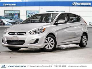 Used 2016 Hyundai Accent for sale in Toronto, ON